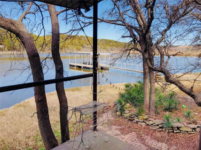 9025 Lacy Road, Possum Kingdom Lake, TX 76449 (MLS #14017285) :: NewHomePrograms.com LLC
