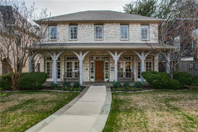 2809 Rosedale Avenue, University Park, TX 75205 (MLS #14017433) :: RE/MAX Town & Country