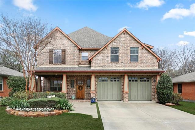 9222 Liptonshire Drive, Dallas, TX 75238 (MLS #14017441) :: Kimberly Davis & Associates