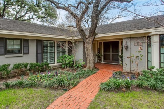 309 Ridgewood Road, Fort Worth, TX 76107 (MLS #14017516) :: The Mitchell Group