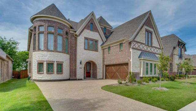 1538 Hennessey Drive, Allen, TX 75013 (MLS #14017633) :: Kimberly Davis & Associates