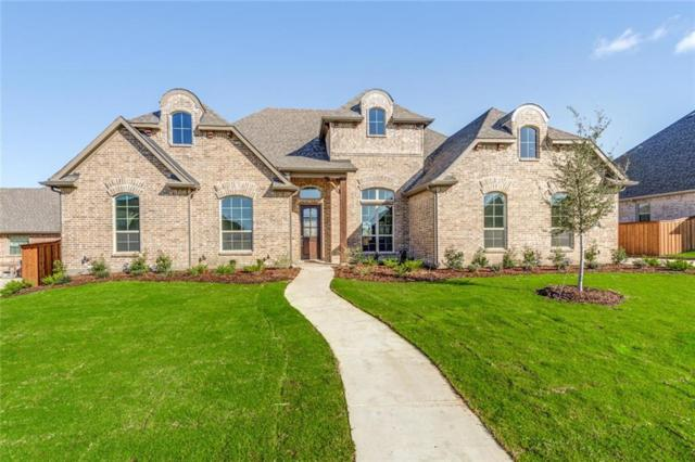 601 Sunbury Lane, Prosper, TX 75078 (MLS #14017660) :: The Good Home Team