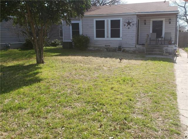 1614 Lebanon Avenue, Dallas, TX 75208 (MLS #14017692) :: Frankie Arthur Real Estate