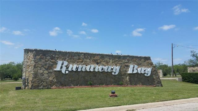 104 Harbor Drive #111, Runaway Bay, TX 76426 (MLS #14017713) :: The Heyl Group at Keller Williams