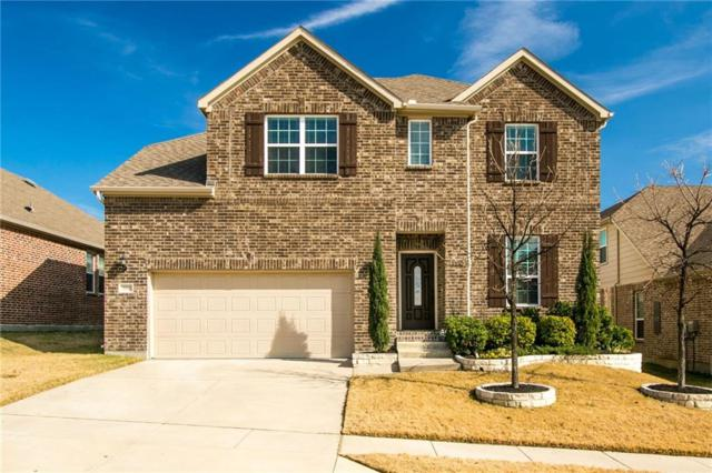 589 Elm Creek Drive, Lewisville, TX 75056 (MLS #14017813) :: RE/MAX Town & Country