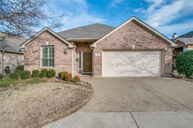 322 Wrangler Drive, Fairview, TX 75069 (MLS #14017956) :: Frankie Arthur Real Estate
