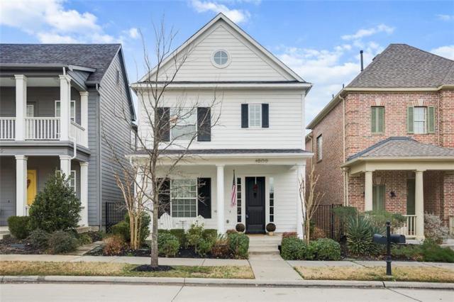 4909 Sage Hill Drive, Carrollton, TX 75010 (MLS #14018000) :: Kimberly Davis & Associates