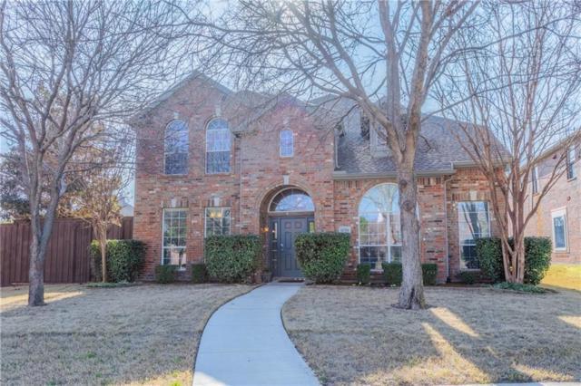 11701 Dalworth Drive, Frisco, TX 75035 (MLS #14018002) :: Kimberly Davis & Associates