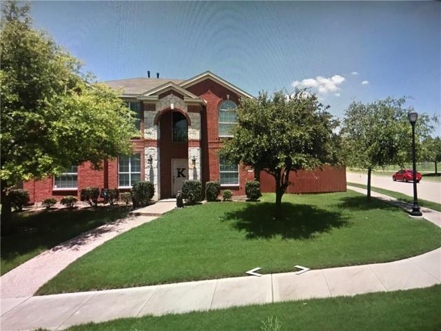 11698 Snyder Drive, Frisco, TX 75035 (MLS #14018033) :: Kimberly Davis & Associates