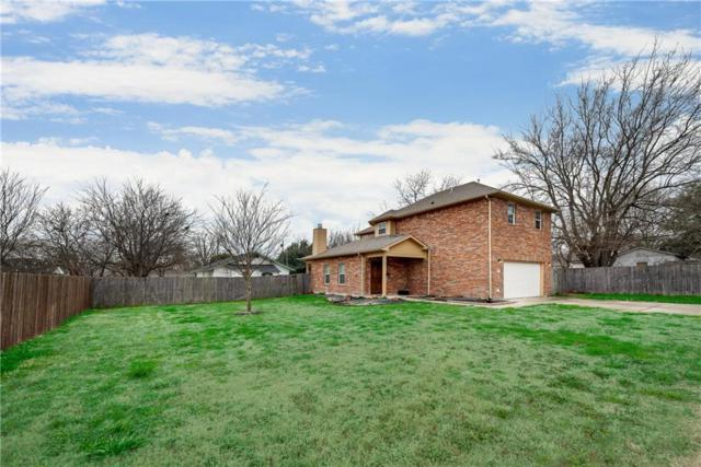 1209 New Street, Mckinney, TX 75069 (MLS #14018052) :: Kimberly Davis & Associates