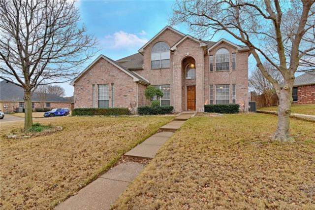 2201 Hodges Place, Mansfield, TX 76063 (MLS #14018088) :: The Tierny Jordan Network