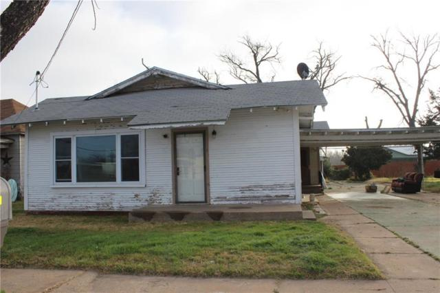 1505 S Commercial Avenue, Coleman, TX 76834 (MLS #14018120) :: Kimberly Davis & Associates