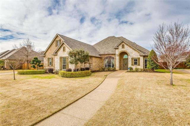 913 Yukon Drive, Mansfield, TX 76063 (MLS #14018162) :: The Hornburg Real Estate Group