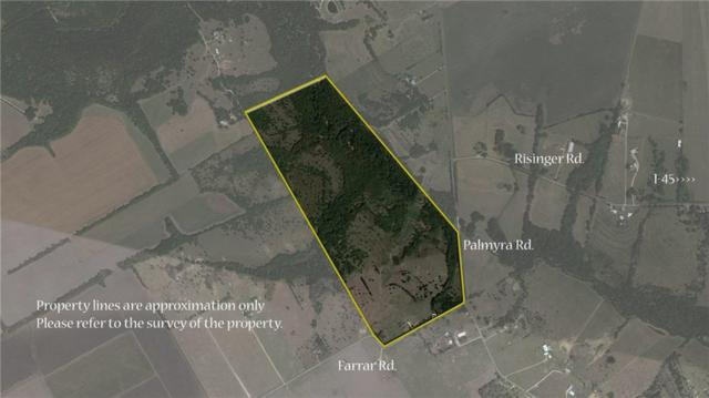 2615 Farrar Road, Palmer, TX 75152 (MLS #14018197) :: Robbins Real Estate Group