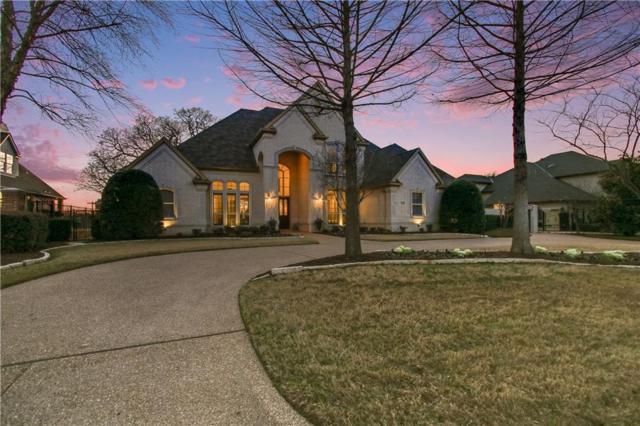 1214 Strathmore Drive, Southlake, TX 76092 (MLS #14018200) :: Team Hodnett