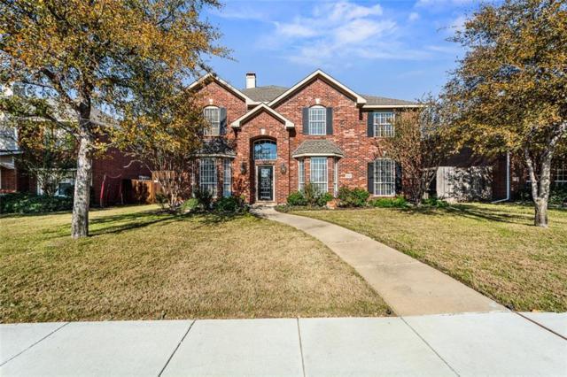 1040 Churchill Drive, Frisco, TX 75036 (MLS #14018279) :: Kimberly Davis & Associates