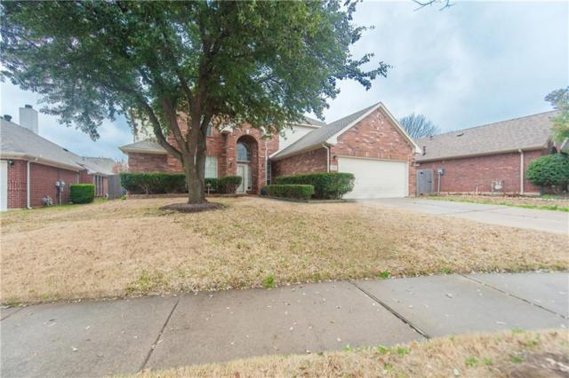 620 Cottonwood Trail, Keller, TX 76248 (MLS #14018285) :: RE/MAX Town & Country