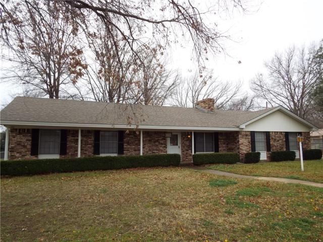 201 Garvin Street, Eastland, TX 76448 (MLS #14018311) :: Robinson Clay Team