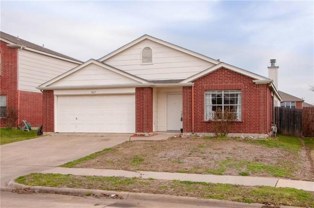 7017 Glenshire Drive, Arlington, TX 76002 (MLS #14018320) :: The Chad Smith Team