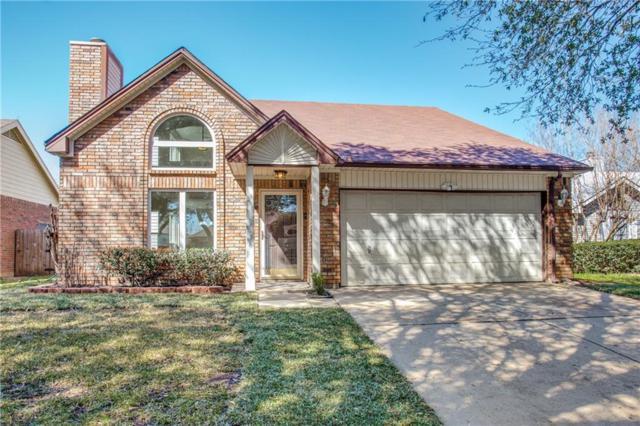 2331 Weyborn Drive, Arlington, TX 76018 (MLS #14018358) :: Robbins Real Estate Group
