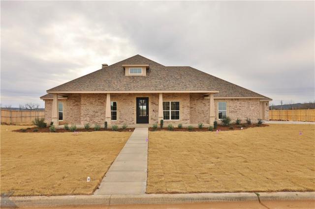 117 Contera Court, Abilene, TX 79602 (MLS #14018398) :: The Paula Jones Team | RE/MAX of Abilene
