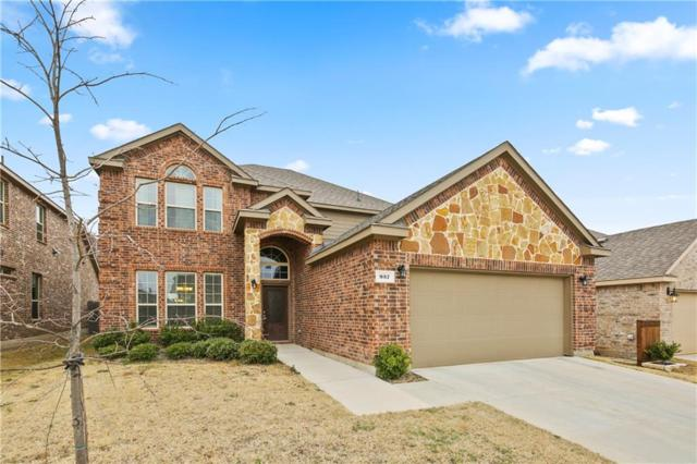 937 Lake Woodland Drive, Little Elm, TX 75068 (MLS #14018434) :: RE/MAX Town & Country