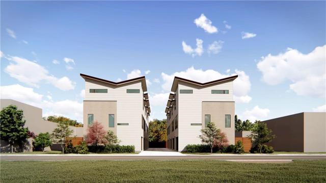 1836 Euclid Avenue #101, Dallas, TX 75206 (MLS #14018444) :: The Heyl Group at Keller Williams