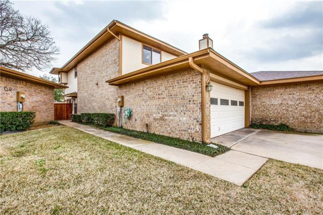 51 Morrow Drive, Bedford, TX 76021 (MLS #14018522) :: The Heyl Group at Keller Williams