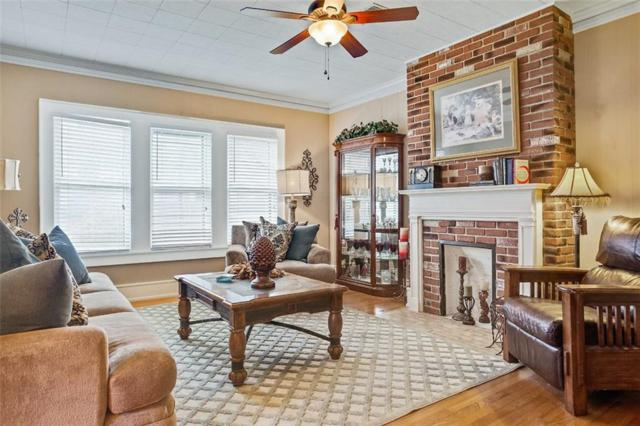 123 Virginia Avenue, Waxahachie, TX 75165 (MLS #14018550) :: Kimberly Davis & Associates