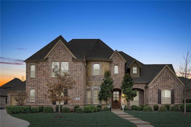 981 Caribou Drive, Prosper, TX 75078 (MLS #14018559) :: Kimberly Davis & Associates