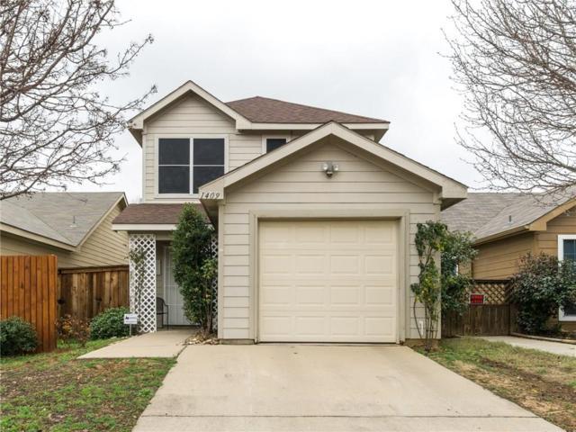 1409 Pine Lane, Fort Worth, TX 76140 (MLS #14018755) :: Kimberly Davis & Associates