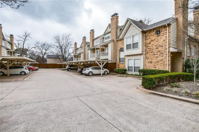 6208 Oram Street #16, Dallas, TX 75214 (MLS #14018776) :: The Heyl Group at Keller Williams