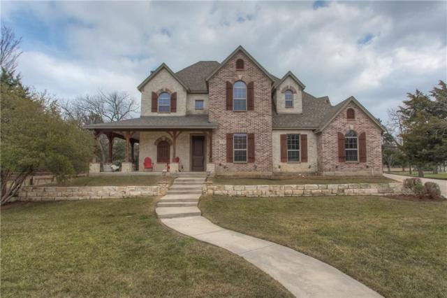 4708 Pinon Street, Flower Mound, TX 75028 (MLS #14018784) :: RE/MAX Town & Country