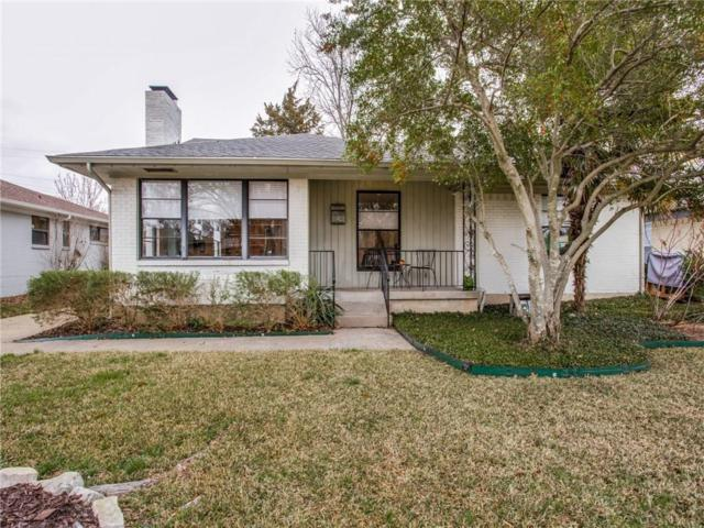 710 Kirkwood Drive, Dallas, TX 75218 (MLS #14018845) :: RE/MAX Town & Country
