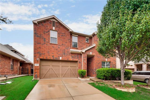 6413 Texana Way, Plano, TX 75074 (MLS #14018847) :: RE/MAX Town & Country