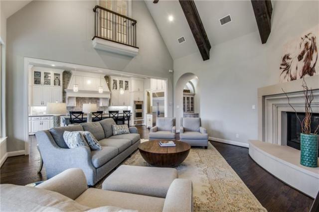 700 Cherrywood Drive, Prosper, TX 75078 (MLS #14018865) :: Kimberly Davis & Associates