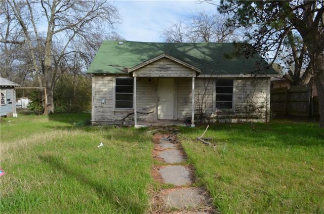 614 Beckworth Street, Sulphur Springs, TX 75482 (MLS #14018882) :: The Heyl Group at Keller Williams