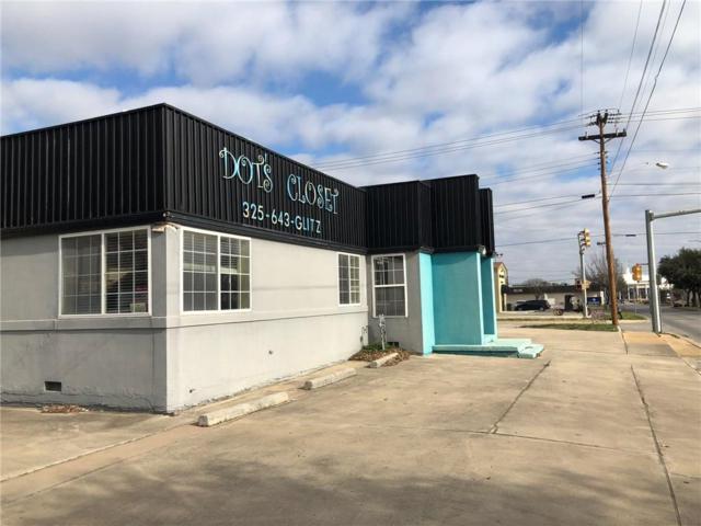 601 Carnegie Street, Brownwood, TX 76801 (MLS #14018885) :: The Heyl Group at Keller Williams