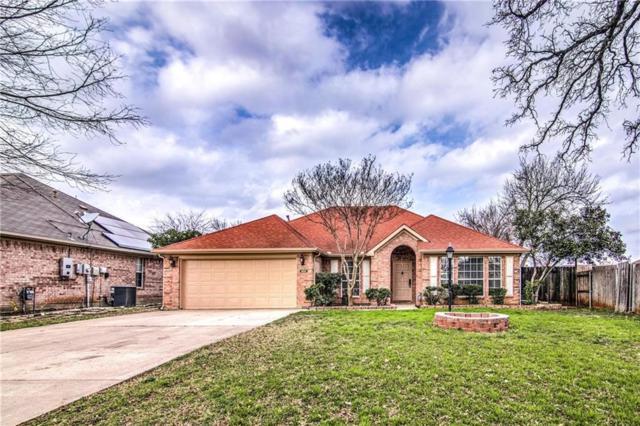 905 Park Forest Drive, Hurst, TX 76053 (MLS #14018939) :: Kimberly Davis & Associates