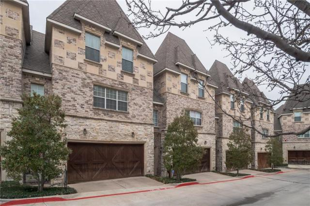 2700 Club Ridge Drive #11, Lewisville, TX 75067 (MLS #14018958) :: The Rhodes Team