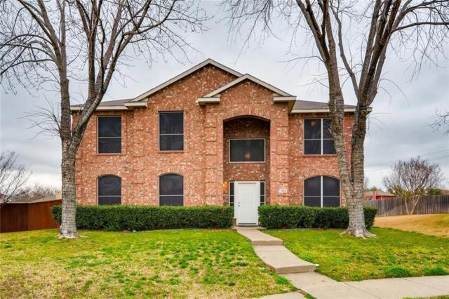 702 Hugh Walker Drive, Mesquite, TX 75149 (MLS #14018962) :: RE/MAX Town & Country