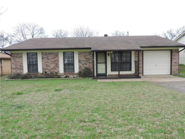 314 Linkcrest Drive, Duncanville, TX 75137 (MLS #14018972) :: RE/MAX Landmark