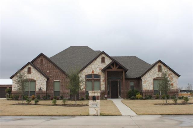 2118 Buck Court, Caddo Mills, TX 75135 (MLS #14018991) :: Kimberly Davis & Associates