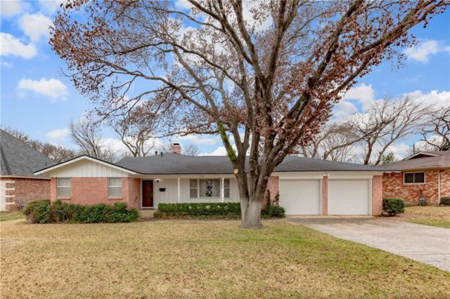 4816 Hollowbrook Road, Fort Worth, TX 76103 (MLS #14019048) :: Kimberly Davis & Associates