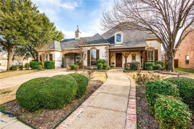 1601 Coyote Ridge, Carrollton, TX 75010 (MLS #14019076) :: Kimberly Davis & Associates