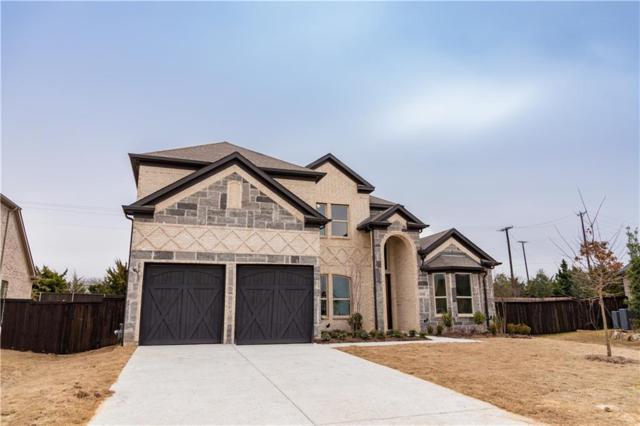 1130 Norfolk, Prosper, TX 75078 (MLS #14019111) :: Kimberly Davis & Associates