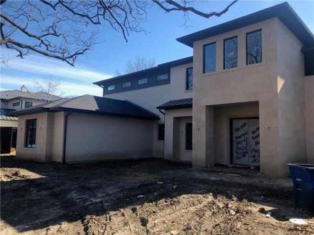 5526 Del Roy Drive, Dallas, TX 75230 (MLS #14019133) :: Robbins Real Estate Group