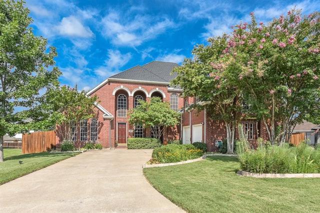 413 Santa Fe Trail, Argyle, TX 76226 (MLS #14019173) :: The Real Estate Station