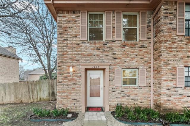 7409 Kingswood Circle, Fort Worth, TX 76133 (MLS #14019272) :: Frankie Arthur Real Estate