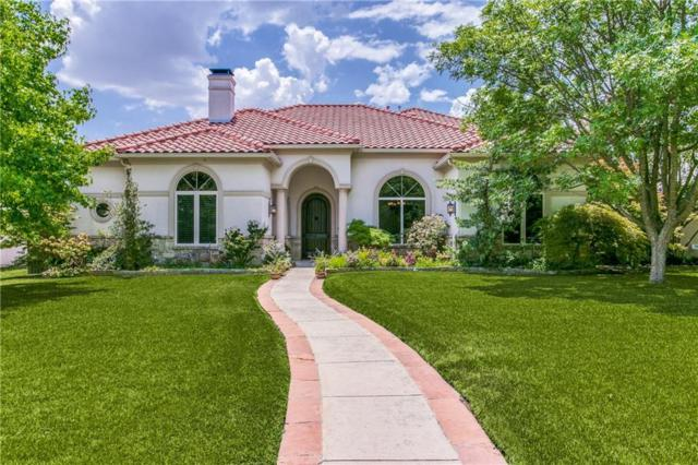 6236 Turner Way, Dallas, TX 75230 (MLS #14019277) :: RE/MAX Landmark